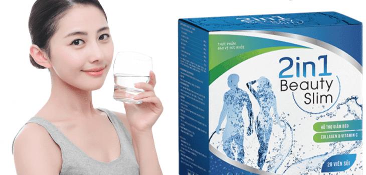 Thuốc giảm cân Beauty Slim 2in1