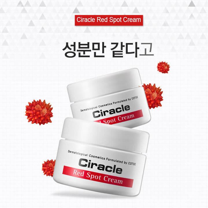 Cách trị mụn ẩn tốt nhất Ciracle chính hãng Hàn Quốc