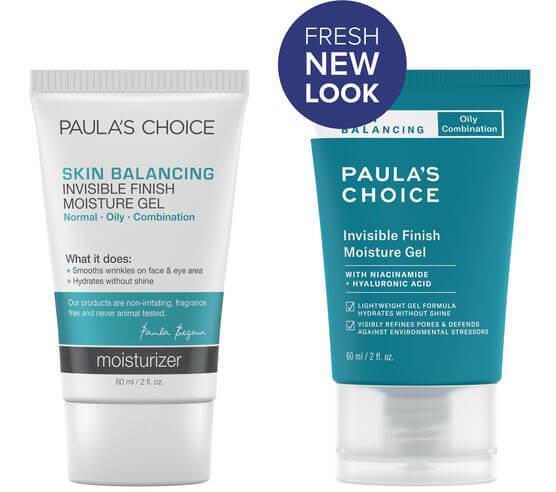 Kem dưỡng ẩm cho da Paula's Choice Skin Balancing Invisible Moisture Gel
