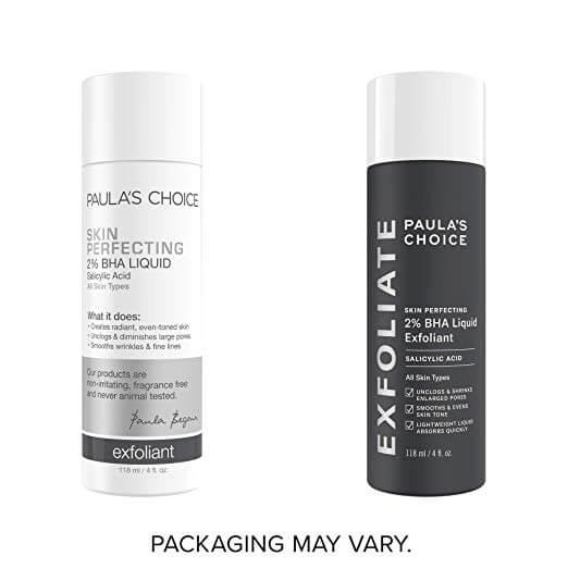 Kem trị mụn ẩn nhanh chóng Paula's Choice Skin Perfecting 2% BHA Liquid
