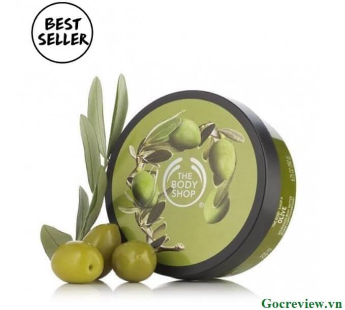 bo-duong-the-Olive-Nourishing-Body-Butter