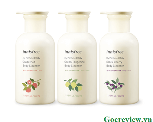 sua-tam-Innisfree-My-Perfumed-Body-Cleanser