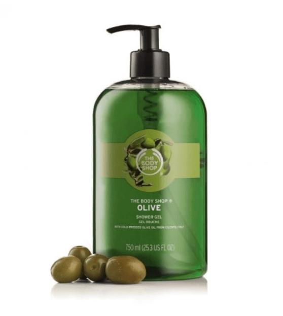 sua-tam-Olive-Shower-Gel