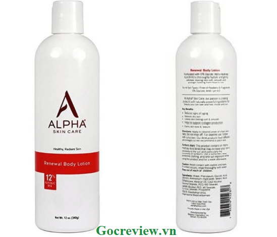 alpha-skincare-renewal-body-lotion-review