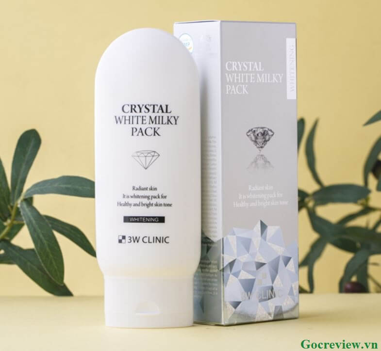 dưỡng-thể-3W-Clinic-Crystal-White-Milky-Pack