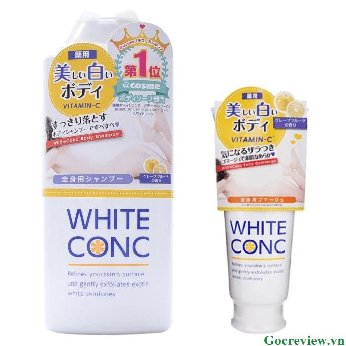 sua-tam-white-conc-trang-da