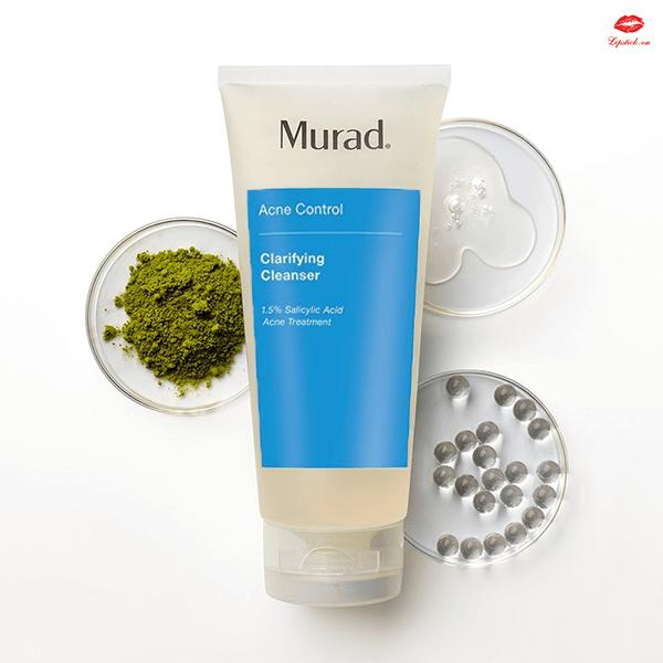 Murad-Clarifying-Cleanser-Acne