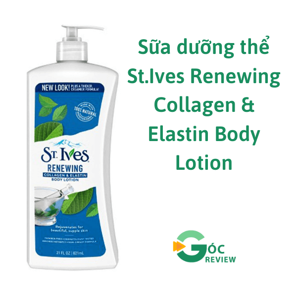 Sua-duong-the-St.Ives-Renewing-Collagen-Elastin-Body-Lotion
