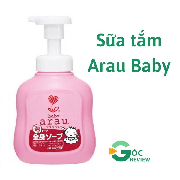 Sua-tam-Arau-Baby