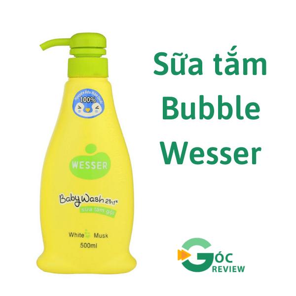 Sua-tam-Bubble-Wesser
