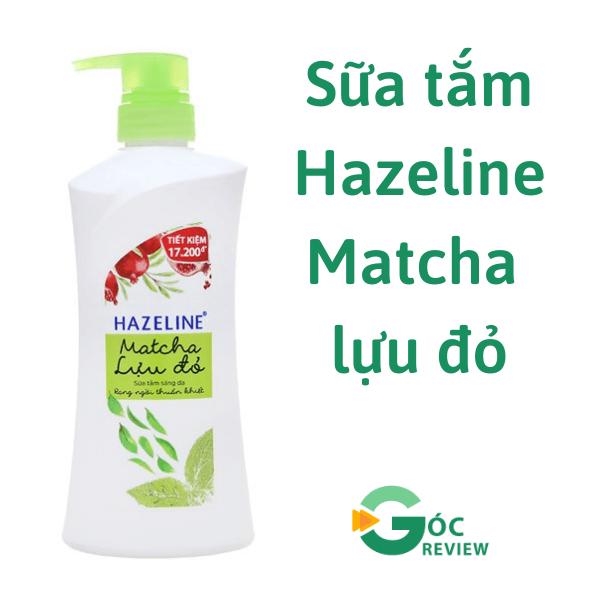 Sua-tam-Hazeline-Matcha-luu-do