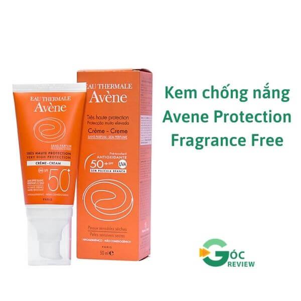 Kem-chong-nang-Avene-Protection-Fragrance-Free