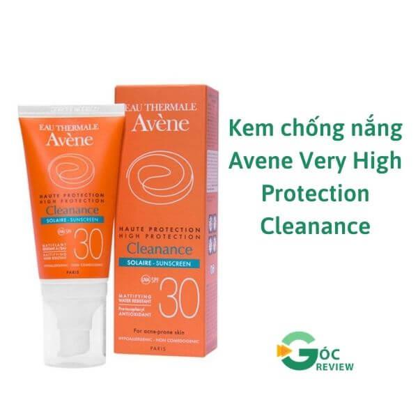 Kem-chong-nang-Avene-Very-High-Protection-Cleanance