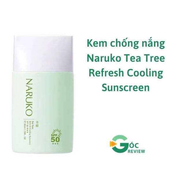 Kem-chong-nang-Naruko-Tea-Tree-Refresh-Cooling-Sunscreen