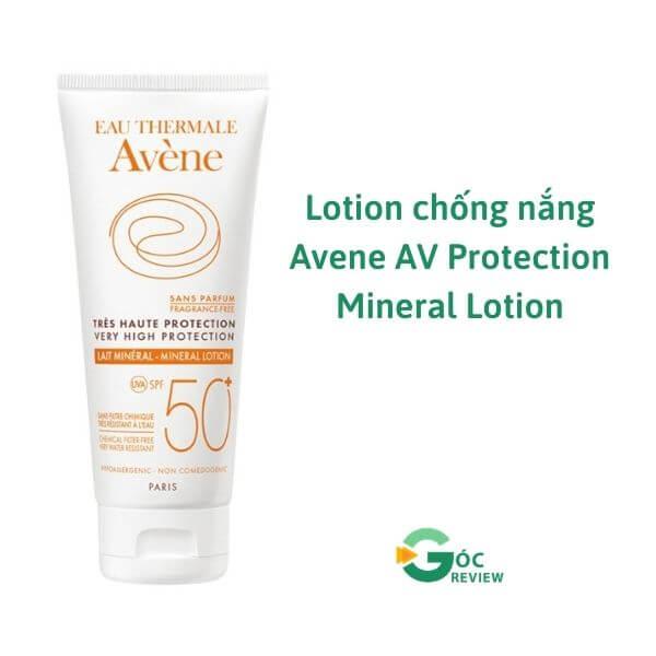 Lotion-chong-nang-Avene-AV-Protection-Mineral-Lotion