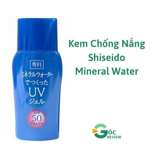Kem-Chong-Nang-Shiseido-Mineral-Water