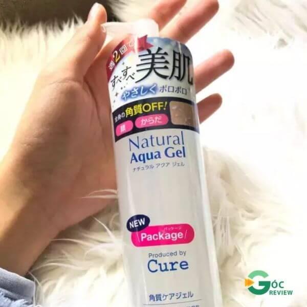 danh-gia-tay-da-chet-Cure-Natural-Aqua-Gel