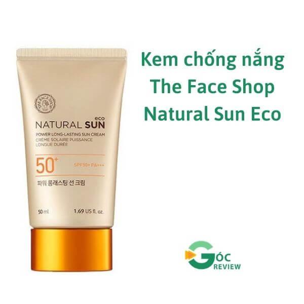 Kem-chong-nang-The-Face-Shop-Natural-Sun-Eco