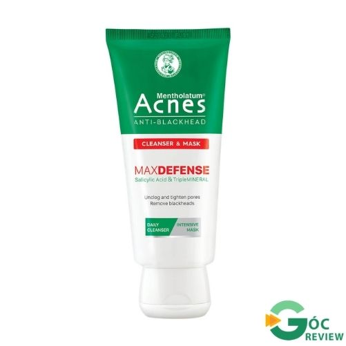 Kem-rua-mat-Acnes-Anti-Blackhead-Cleanser-And-Mask