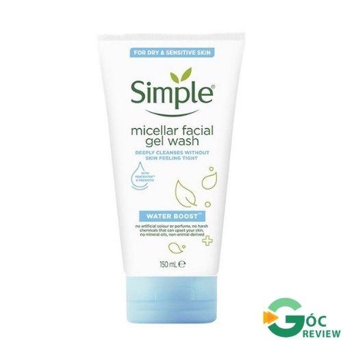 Sua-rua-mat-Simple-Water-Boost-Micellar-Facial-Gel-Wash