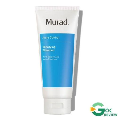 Sua-rua-mat-cho-da-dau-Murad-Clarifying-Cleanser