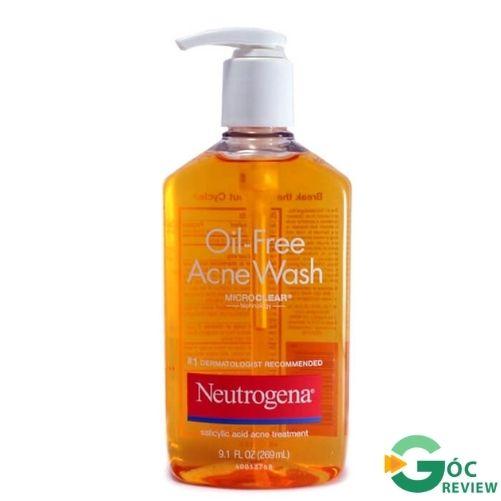 Sua-rua-mat-cho-da-mun-Neutrogena-Oil-Free-Acne-Wash